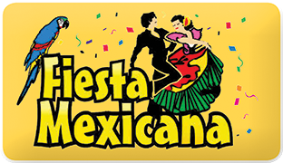 Fiesta mexicana coupons